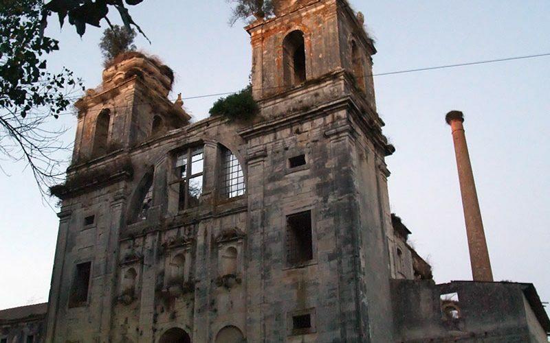 Mosteiro de Seiça