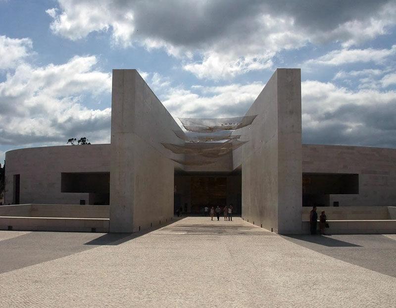 Igreja da Santíssima Trindade em Fátima