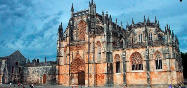 Mosteiro da Batalha, obra prima do Gótico tardio