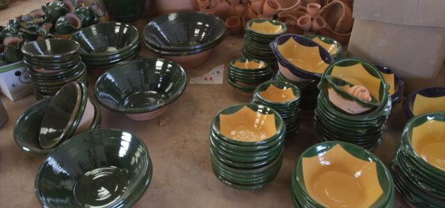 Arte da olaria em Portugal: olaria da Bajouca