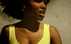 Lura, cantora de Cabo Verde