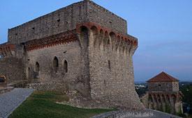Cidade velha e Castelo de Ourém