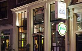 Restaurante português em Amsterdão