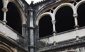 Claustro do Silêncio ou de Dom Dinis, Mosteiro de Alcobaça