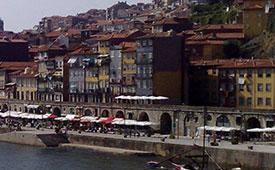 Cidade do Porto, um lugar ideal para uma estadia