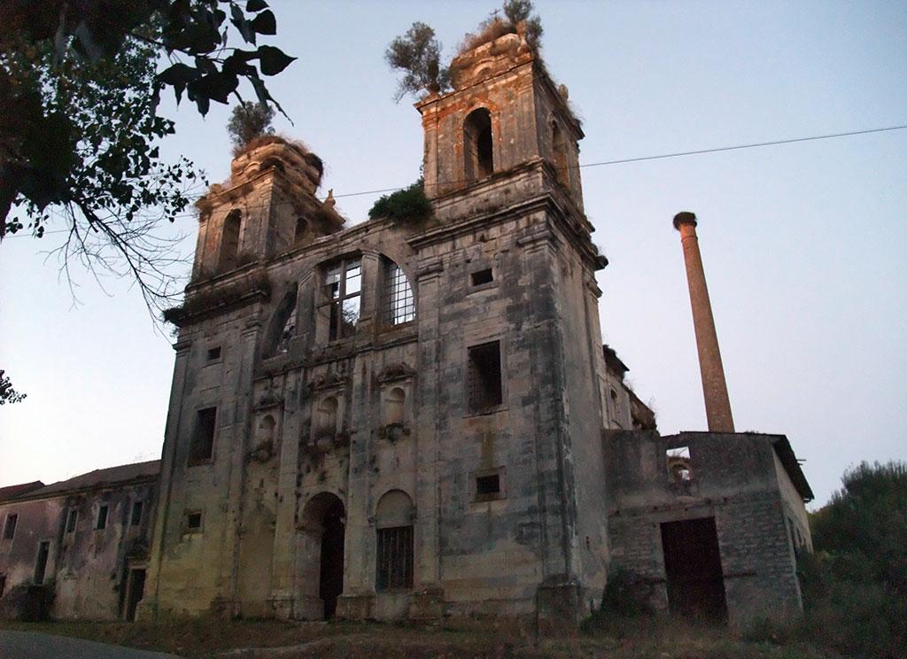 Mosteiro - ou convento? - de Seiça