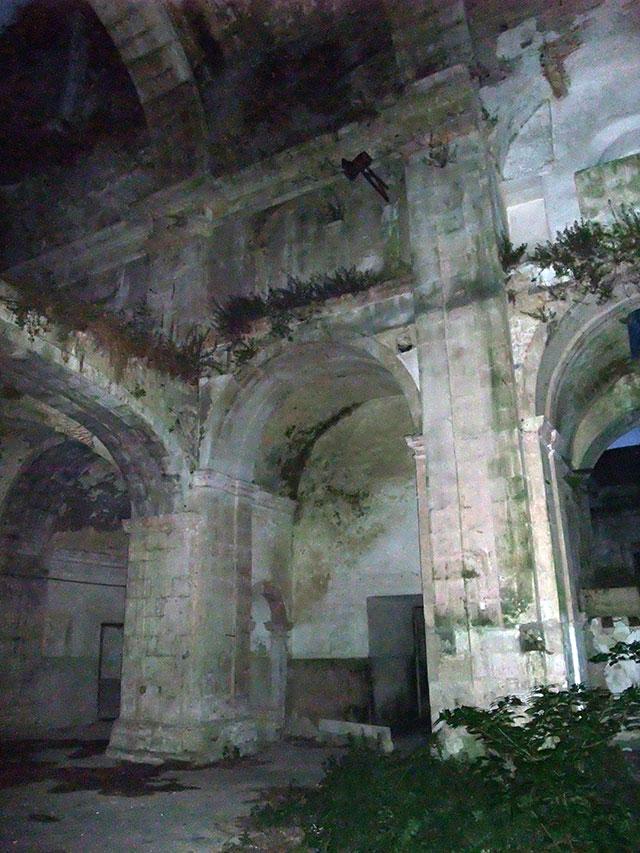 Interior degradado