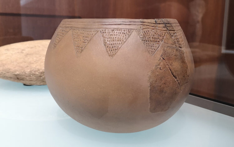 Cerâmica encontrada em Braga