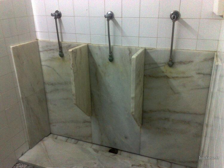 Urinóis públicos