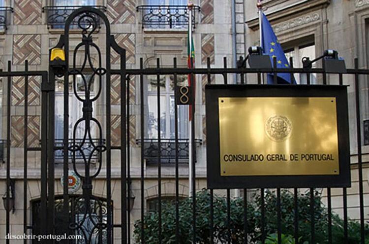 Consulado português em Paris