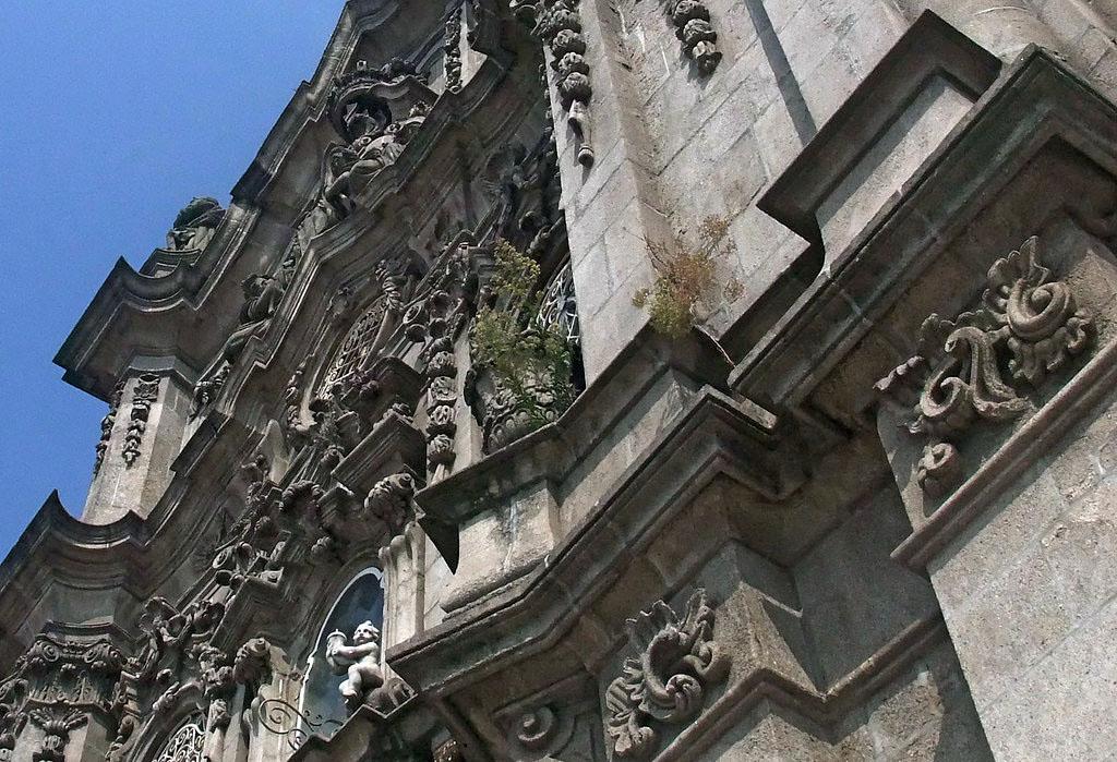 Pormenores da fachada