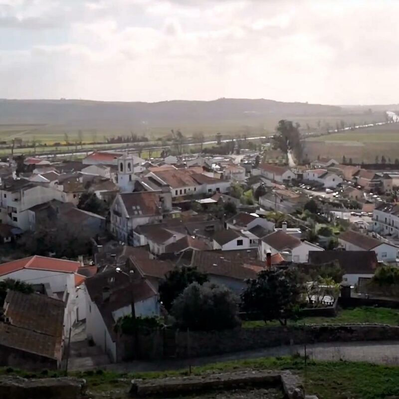 Uma pequena cidade portuguesa