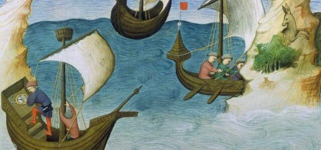 Barcos na Idade Média