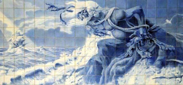 Gigante Adamastor, Jorge Colaço
