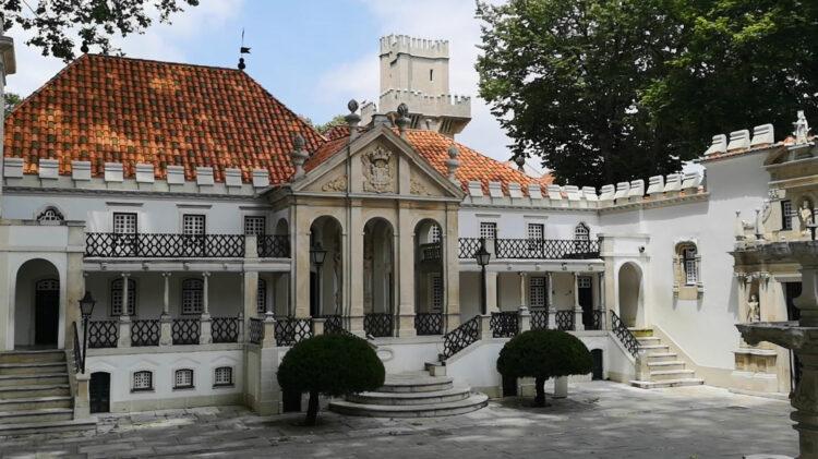 Universidade de Coimbra em miniatura...