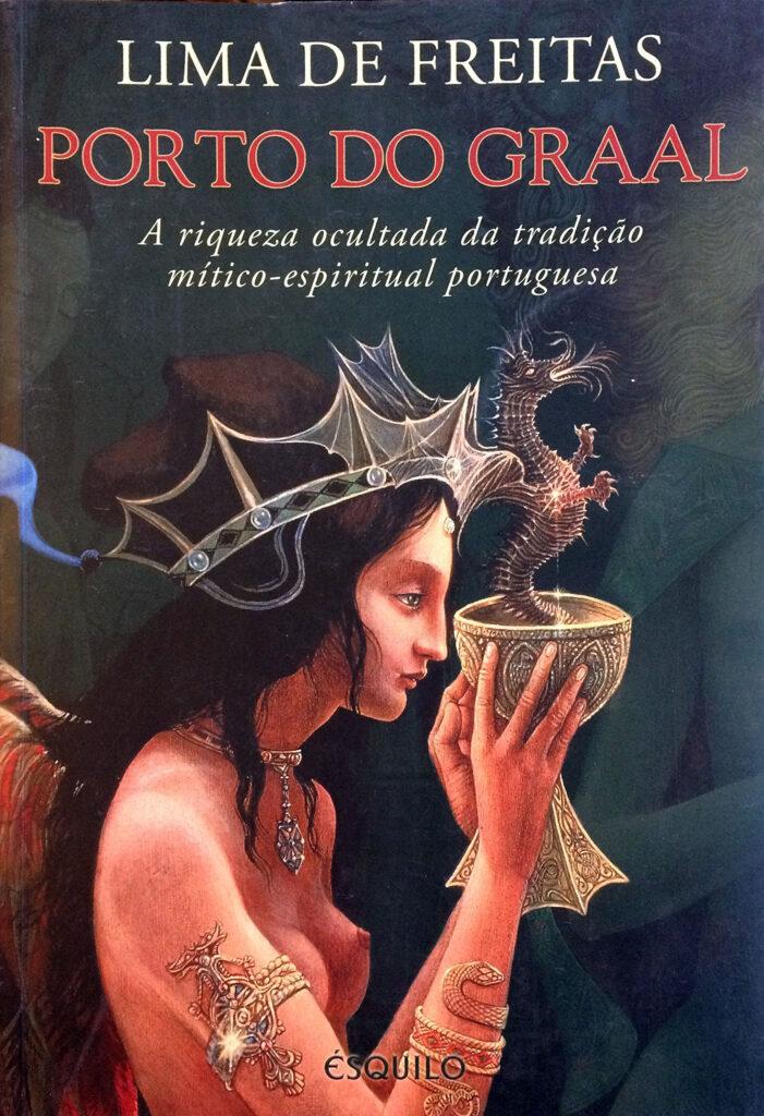 Capa do livro Porto do Graal.